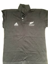 Adidas - New Zealand All Blacks Rugby Polo - Size Large (Nwot)