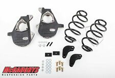 Mcgaughys 2/3 Drop Kit Avalanche 30017 2007 to 2014 With Air Ride