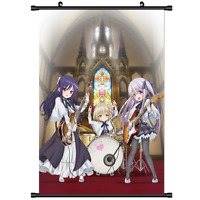 New Anime Tenshi no 3P! 3P Wall Poster Scroll cosplay 3129