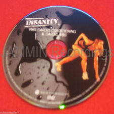 INSANITY - Max Cardio Conditioning & Cardio Abs - New DVD