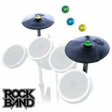 NEW Rock Band 2 Double Cymbal Expansion Kit FREE SHIPPING