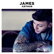 JAMES ARTHUR - JAMES ARTHUR  CD  11 TRACKS  INTERNATIONAL POP  NEU