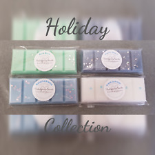 💕Highly Scented Snap Bar Wax Melts Collection - Perfume/Clean/Bakery etc