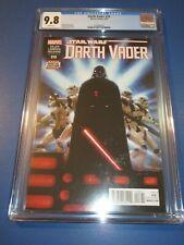 Darth Vader #18 CGC 9.8 NM/M Gorgeous Gem Wow Star Wars