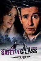 Safety Glass DVD Movie- New & Sealed-Steve Coogan-Hilary Duff(VG-NA8429/VG-196)