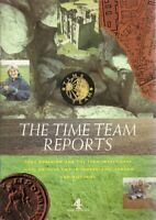 The Time Team reports by Taylor, Tim Book The Fast Free Shipping