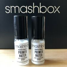 Lot 2 Smashbox Photo Finish Primer Water Samples .16oz. Each NEW