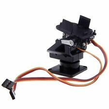 PAN-TILT 2-Axis Servo Con Motore Brushless per la prima persona vista Quadcopter AUTO AEREO CON SERVO 2pcs 9g