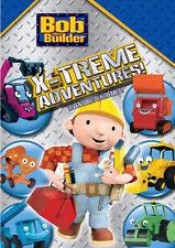 BOB THE BUILDER - X-TREME ADVENTURES (BILINGUAL) (DVD)
