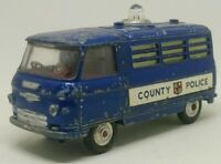 Vintage Corgi 464 Commer Police van 1966 - 1969