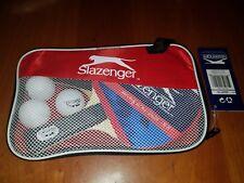 Brand new Slazenger Table Tennis Set Ping Pong 2 paddles 3 balls