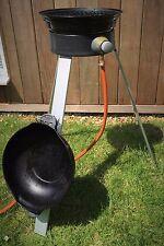 CADAC Safari Chef - Lightweight Aluminium Legs with Tool/Pan Hanger, For Gas BBQ