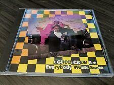 Gucci Crew II Everybody Wants Some Original Hot Productions CD SIX BONUS TRACKS