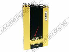 BLASETTI - ARISTON - BLOCCO NOTES - 10xH15cm - A6 - QUADRETTO 5 mm - 2 PEZZI