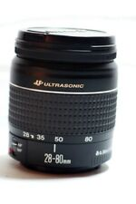 CANON EF 28-80mm USM V lens 100D 200D 750D 600D 650D 760D 550D 5D 500D 80D 1300D