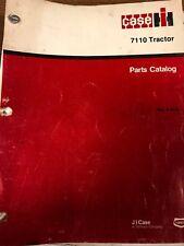 Caseih 7110 Tractor Parts Catalog