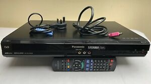 PANASONIC DMR-EX768EBK  DVB FREEVIEW 160GB HDD & DVD RECORDER HD 1080p HDMI