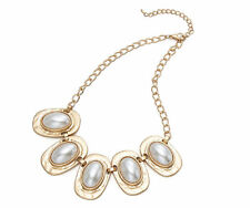 Pearl Statement Fashion Necklaces & Pendants