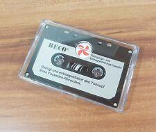 BECO Tonkopf Reiniungs und Entmagnetisier Cassette Entmagnetisierung MC