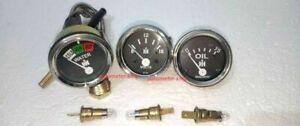 Oil Temperature Volt Gauge Set for Farmal / IH