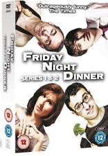 Friday Night Dinner Series 1 to 2 DVD NEW dvd (2EDVD0854)
