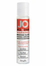 SYSTEM JO WARMING Sensual Massage Glide ALL IN ONE LUBE tattoo conditioner