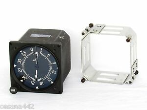 ARC Heading Indicator - IN-346A - With Cage Cessna Aircraft FAA TSO Part