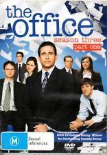 The Office Season 3 Part 1 - REGION 2, 4 & 5 BRAND NEW DVD - FREE POST!