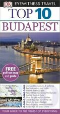 DK Eyewitness Top 10 Travel Guide: Budapest, DK Publishing, New Book
