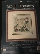 Four Seasons - Winter - cross stitch kit by Needle Treasures