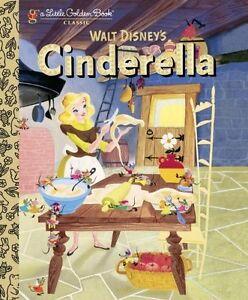 Cinderella (Little Golden Book) by Jane Werner