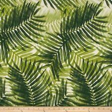 """Tommy Bahama Tropical Ferns  Indoor/Outdoor Fabric Jade 1 Yard x  54"""" wide"""