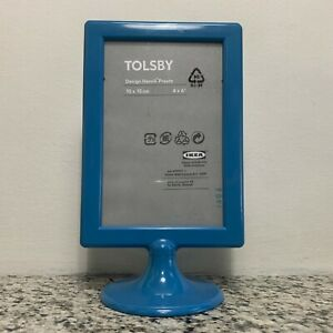 """IKEA Blue 4"""" x 6"""" Tolsby Frame (SHIPPING TO PHILIPPINES ONLY)"""