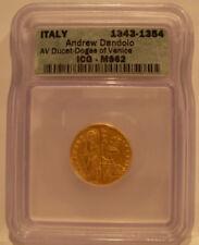 Lingotti, monete e pepite d'oro ICG da Italia