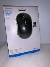 Unopened Microsoft Mobile 4000 Wireless BlueTrack Mouse