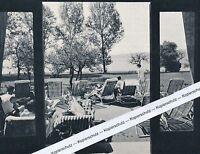 Radolfzell am Bodensee - Kurhaus ? - um 1965