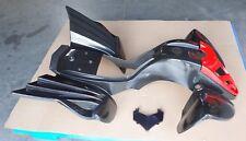 Plastic Body Frame Fenders For Kazuma Mini Falcon 90 90cc ATV Black