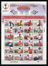 29671) KOREA 2002 MNH**  WC Soccer 2002 football MS