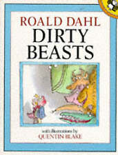 Dirty Beasts by Roald Dahl (Paperback, 1986)