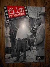 Film Cronache Rivista Bimestr. n. 36 Mar./Apr.  1993 L17