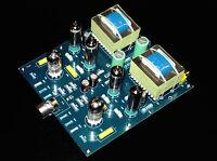 6N2+6AQ5(6005) push-pull tube amplifier DIY KIT for power Audio HIFI 12W+12W/8Ω