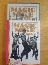 Magic Mike XXL (DVD, 2015)NEW Authentic US RELEASE