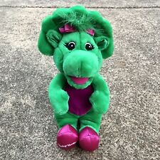 "Barney Buddies Baby Bop ""Soft Plush"" Toy Needs Battery 11"""
