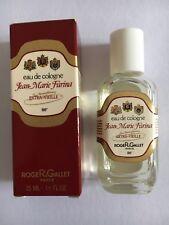 Miniature Parfum Ancienne Roger & Gallet Cologne Extra Vielle Jean-Marie Farina