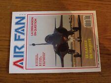 $$$ Revue Air Fan N°156 DissuasionRafaleA-6 IntruderAllies MISTEL