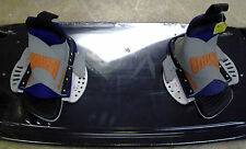 FREEMOTION (LIQUID FORCE),  COOSH 4-6 SMALL WAKEBOARD  BOOTS/BINDINGS ONLY, NEW!