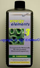 énergie éléments No3 500ml Aqua CONNECT IODE FLUOR 29,90€/ L