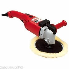 """Milwaukee 5540 11 Amp 7"""" Inch Variable Trigger Speed Automotive Car Polisher"""