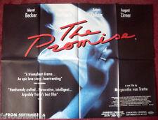 Cinema Poster: PROMISE, THE 1996 (Quad) Corinna Harfouch Meret Becker Eva Mattes