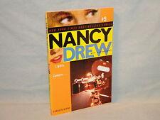 Nancy Drew Girl Detective #5 Lights, Camera... pb Mystery Carolyn Keene